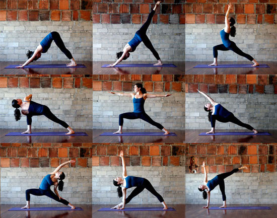 FitSugar Lower Body Yoga Sequence