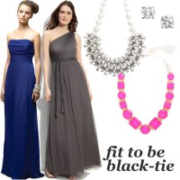 What to Wear to a Black Tie Event: Weddings, Galas, and ...