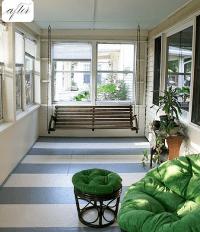 Sun porch makeover on Pinterest | Porch Ideas, Porches and ...