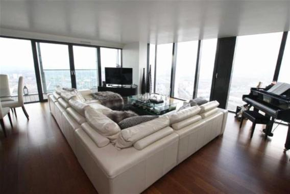 Beetham Tower 301 Deansgate Manchester M3 4lx 3 Bed