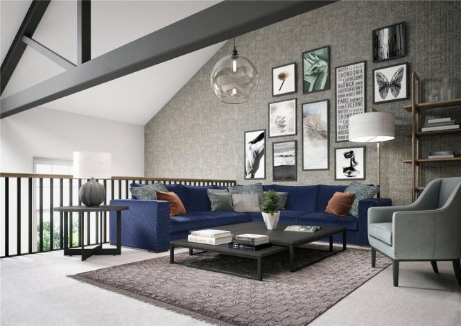Image 1 Of 5 Loft House