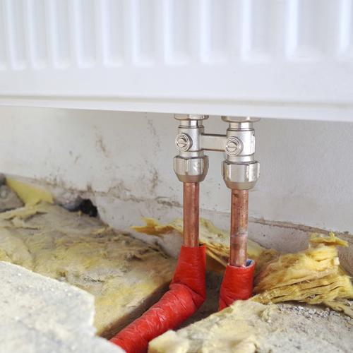 comment cacher des tuyaux