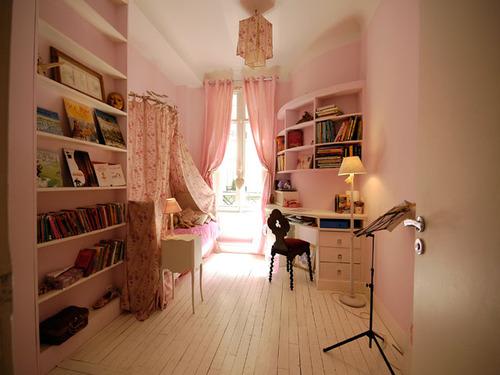 peinture chambre fille couleurs et