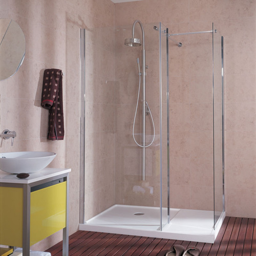 Salle de bain douche  classique  litalienne ou prfabrique