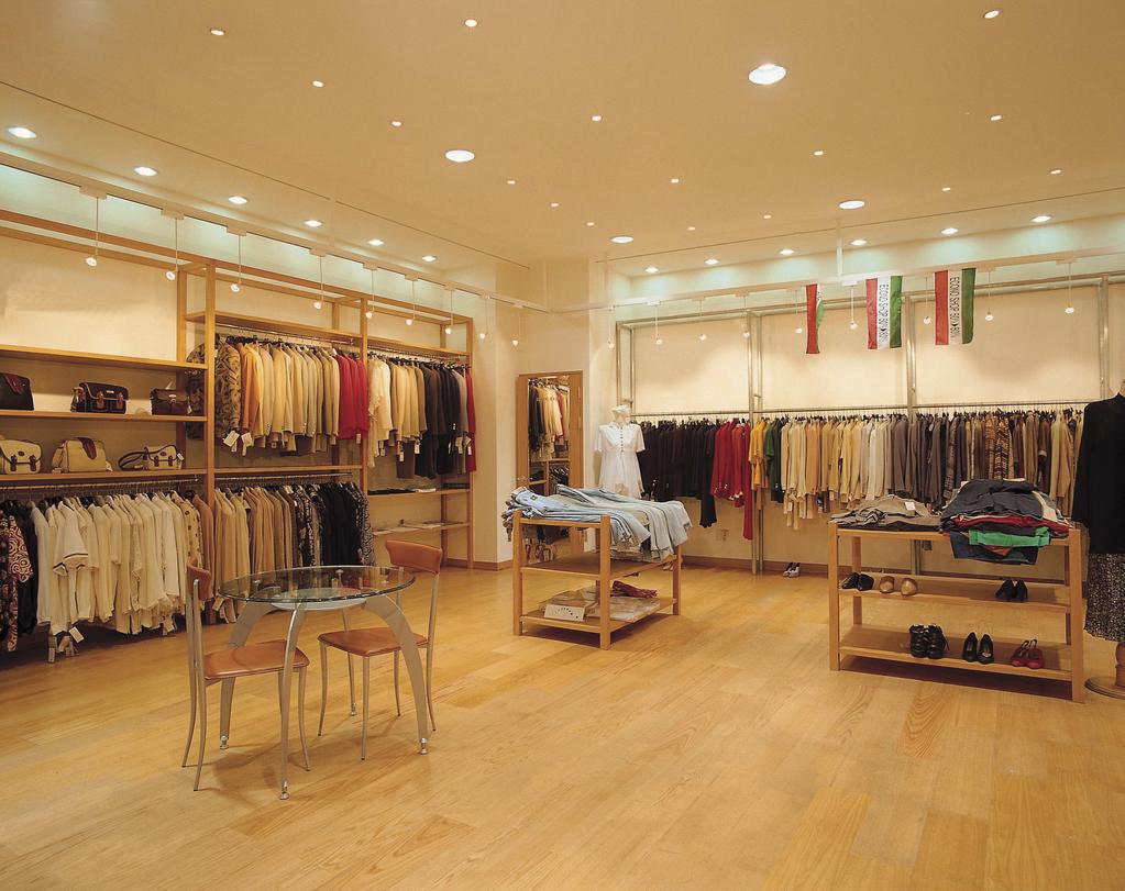 Dcoration magasin  bien dcorer votre boutique  Ooreka