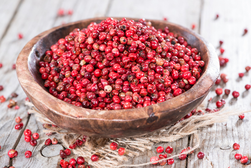 poivre rouge caracteristiques