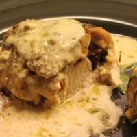 Kycklingrullader med Italienska smaker