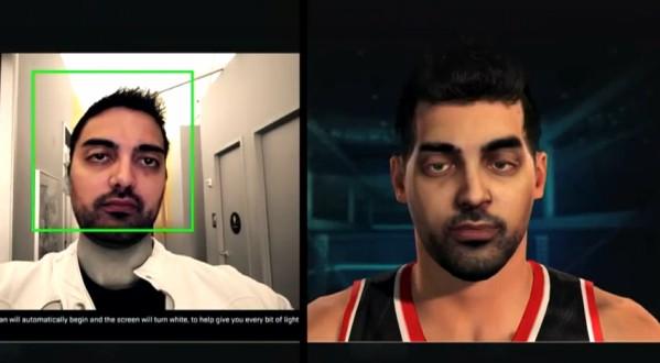 NBA 2K15 Introduces FaceScan Technology Scan Your Face