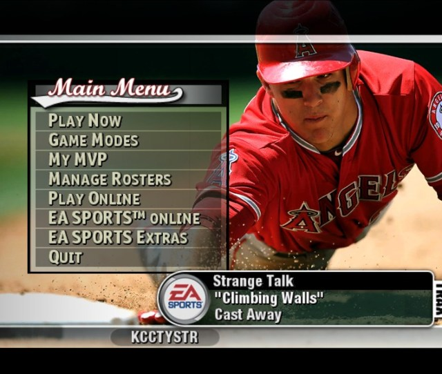 Mvp Baseball 2005 Mod Available Now Updated Rosters Cyberfaces Uniforms More Pc