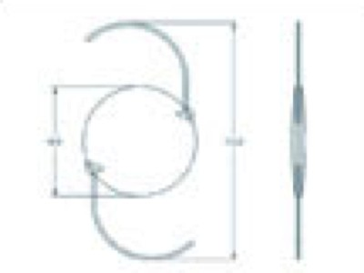Collamer™ multi-piece lens from STAAR Surgical Company