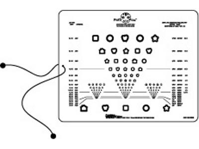 Near Visual Acuity Charts (Near Vision Acuity Chart