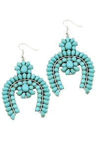 YOUR FASHION WHOLESALE Wholesale Squash Blossom Earring