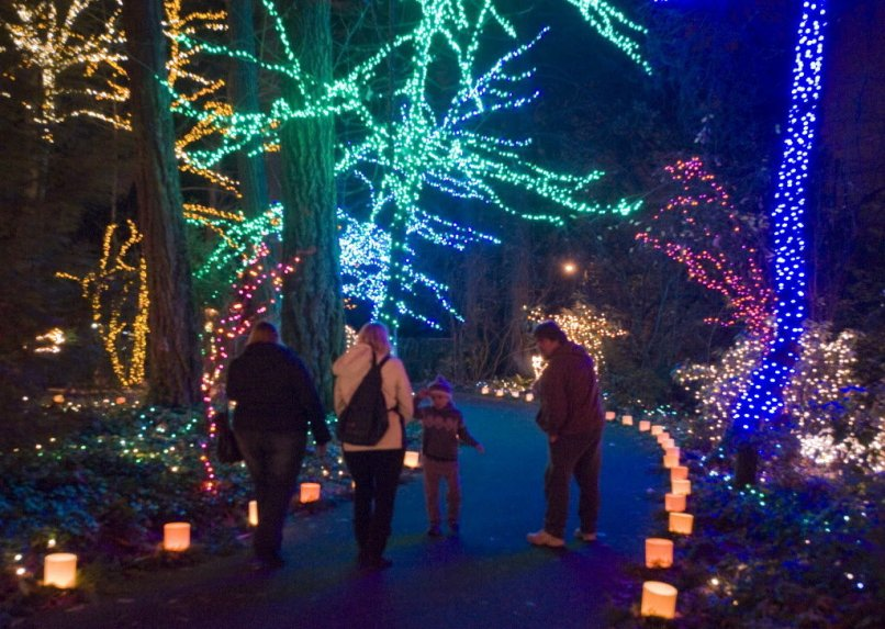 2017 portland holiday lights christmas ships zoolights winter
