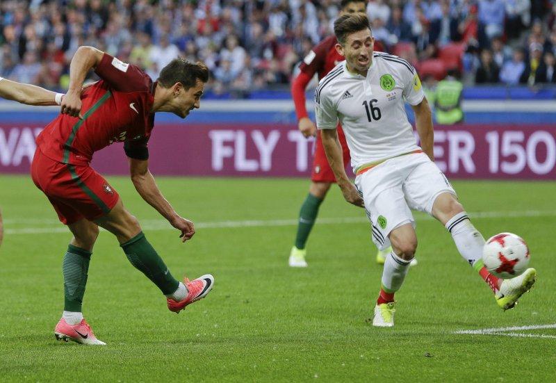 Portugal Vs Mexico In Confederations Cup Recap Score Video Highlights Oregonlive Com