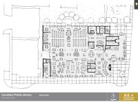 Reader poll: Which Cornelius Public Library design do you