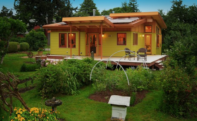 From The Home Front Upsizing To 800 Square Feet In Eugene