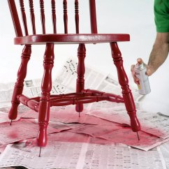 Diy Painted Windsor Chairs Folding Futon Chair Bed Home Decor Frugal Fixes Give Old Furniture A Stylish New Look Painting Jpg View Full Sizethe Associated Press