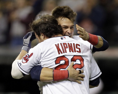 Jason Kipnis Delivers Game Winning Three Run Blast As Cleveland