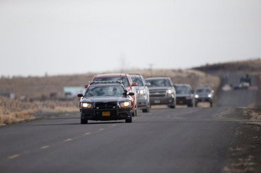 Oregon standoff timeline: 41 days of the Malheur refuge occupation