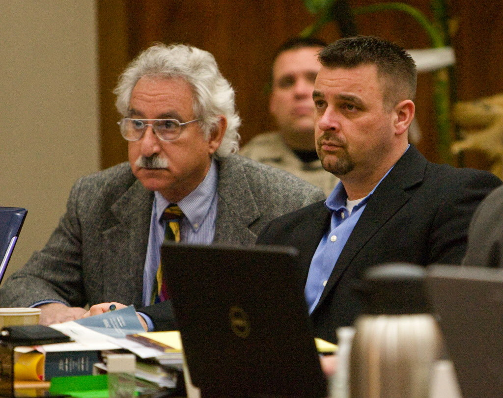 Defense attorney in bank bombing trial claims coverup protected state troopers alleged