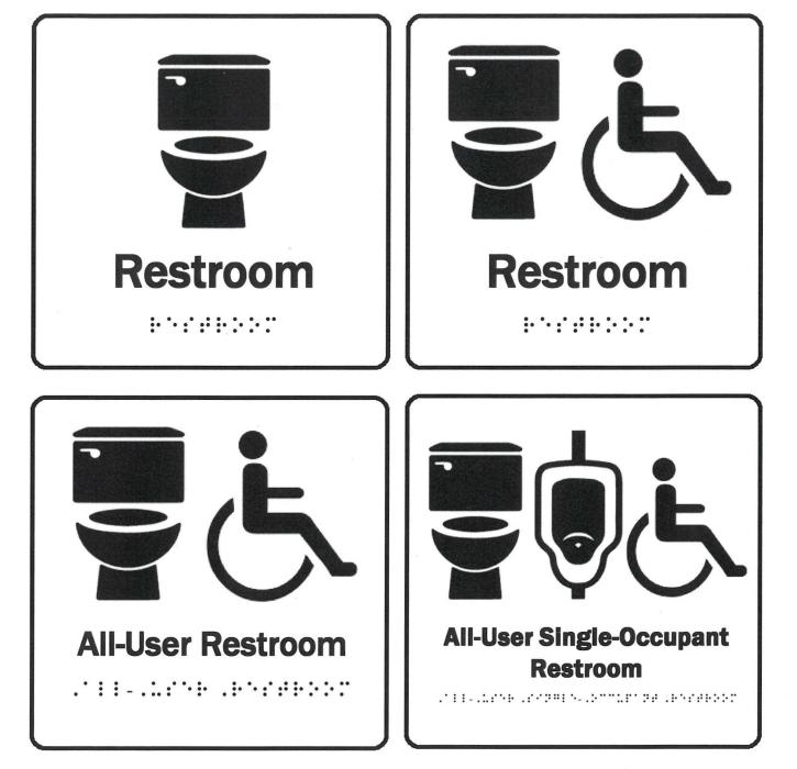 8 Inclusive Restrooms Ideas Restroom Toilet Sign Restrooms Signage