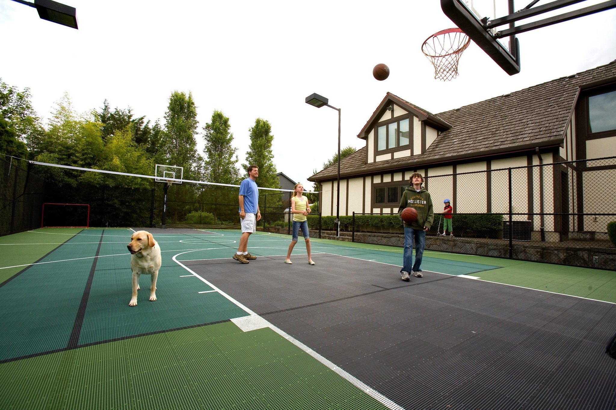 Years of neighbor conflict over children playing basketball leads West Linn City Council to