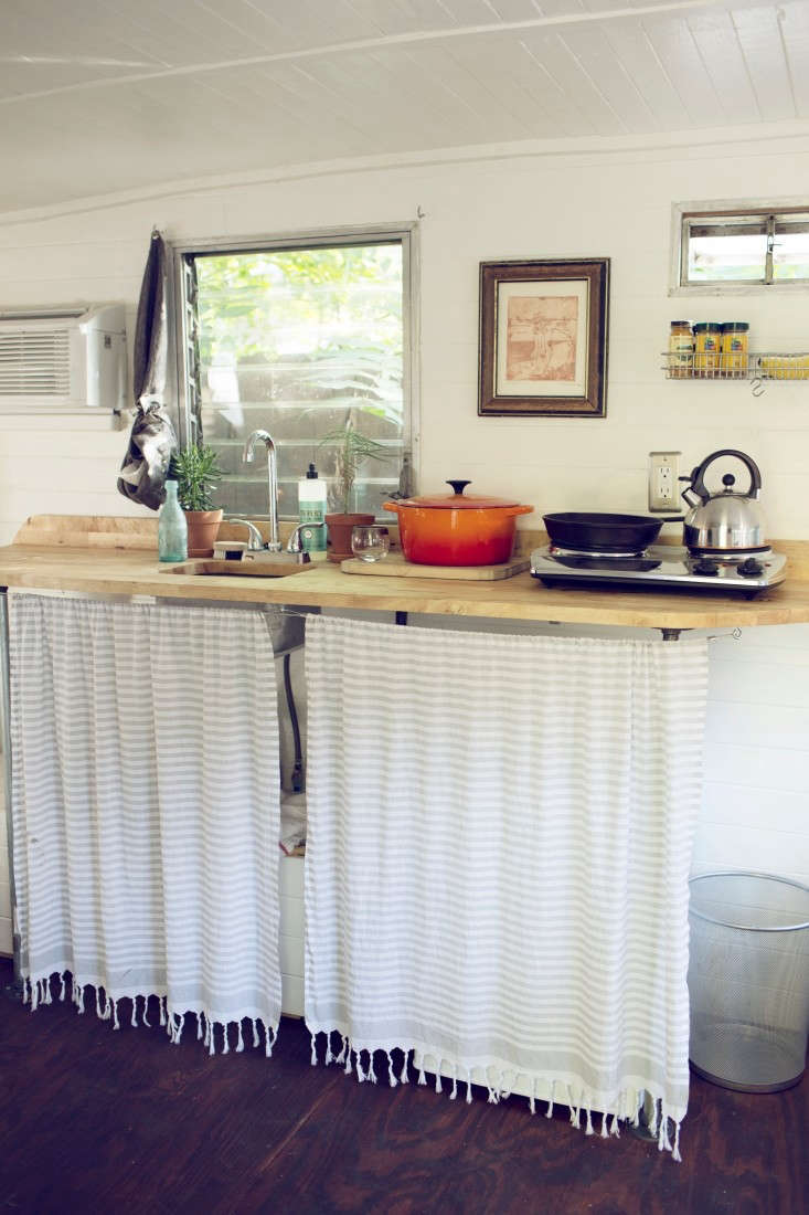 sink skirts and cabinet curtains