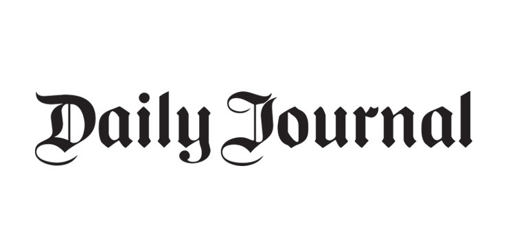 Daily Journal recognizes Lynne Hermle and Randy Luskey