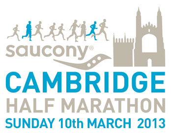 Cambridge Half Marathon 2013