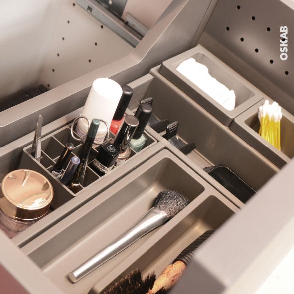 Organisateur De Tiroir Kit De Rangement N 1 L60 X P40 Cm Hakeo Oskab