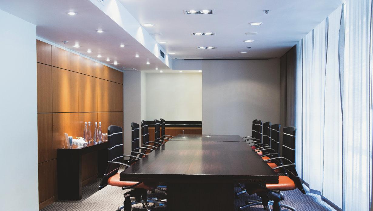 Luz LED para salas de reuniones  Soluciones de iluminacin de Osram para la oficina  Lighting Solutions