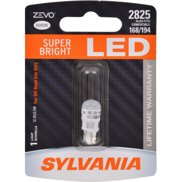 Longer Lsylvania 2825 Long Life Mini Bulb Lasasting Oe Quality - Sylvania