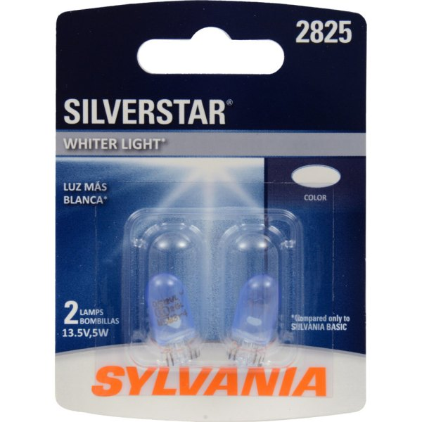 Super Bright Led Lifetime Warranty Improved Style & Safety -sylvania 2825 Zevo Sylvania