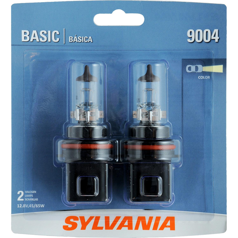 hight resolution of sylvania 9004 basic headlight bulb sylvania automotive sylvania 9004 bulb wiring