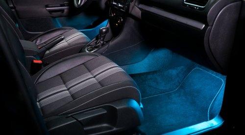 small resolution of car interior lighting with led retrofits