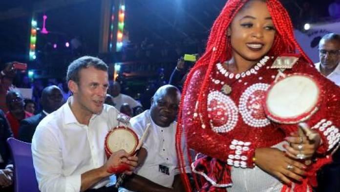 Nigeria: Emmanuel Macron en visite au pays, véhicule un message fort aux jeunes