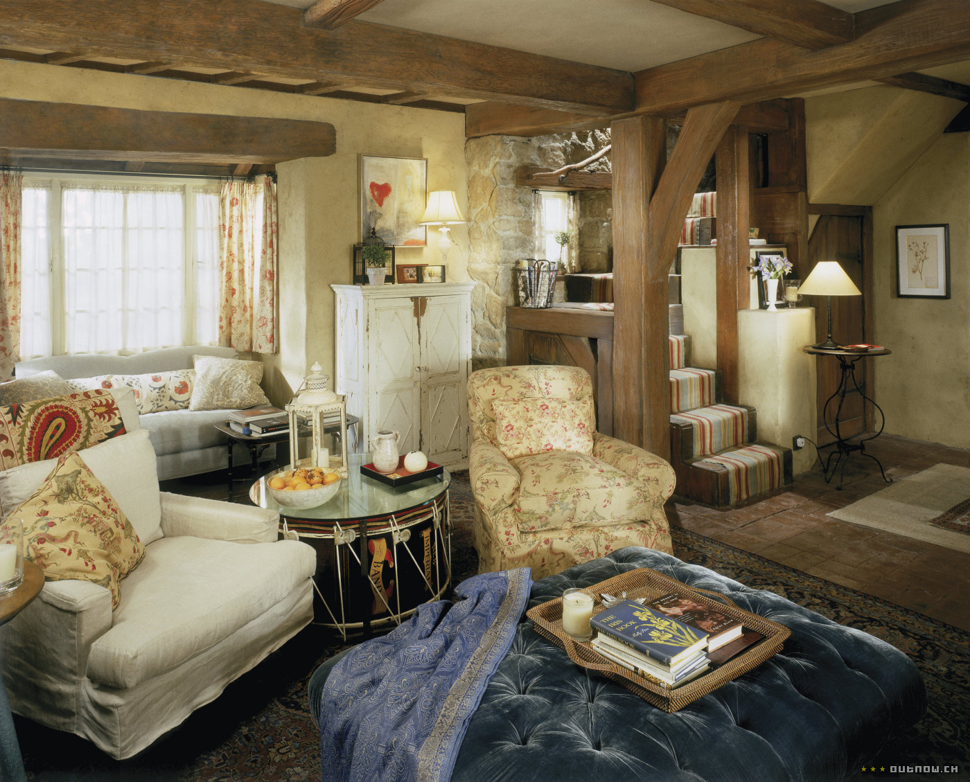 A Joyful Cottage Living Large In Small Spaces