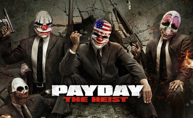 Payday The Heist Overkill Software