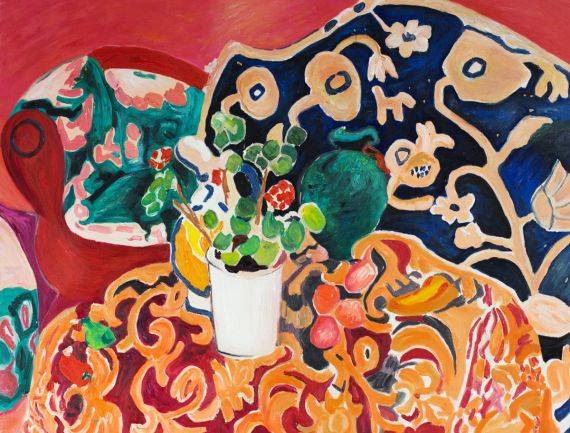 Henri Matisse Spanish Still Life  Hand Painted Oil
