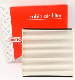 new corteco 30612666 31369416 cabin air filter for 00 04 volvo s40 v40 nip [ 1936 x 1288 Pixel ]