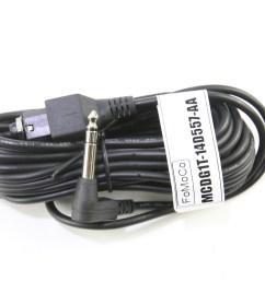 new oem dg1z19a391b ford engine control module ecm pcu pcm wiring harness [ 1936 x 1288 Pixel ]