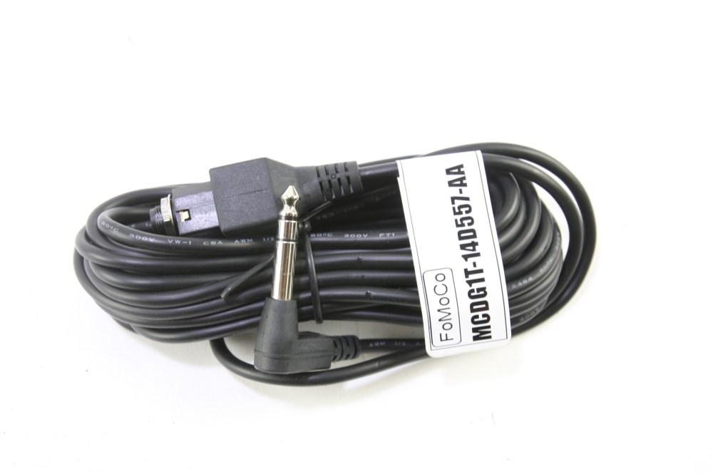 medium resolution of  new oem dg1z19a391b ford engine control module ecm pcu pcm wiring harness