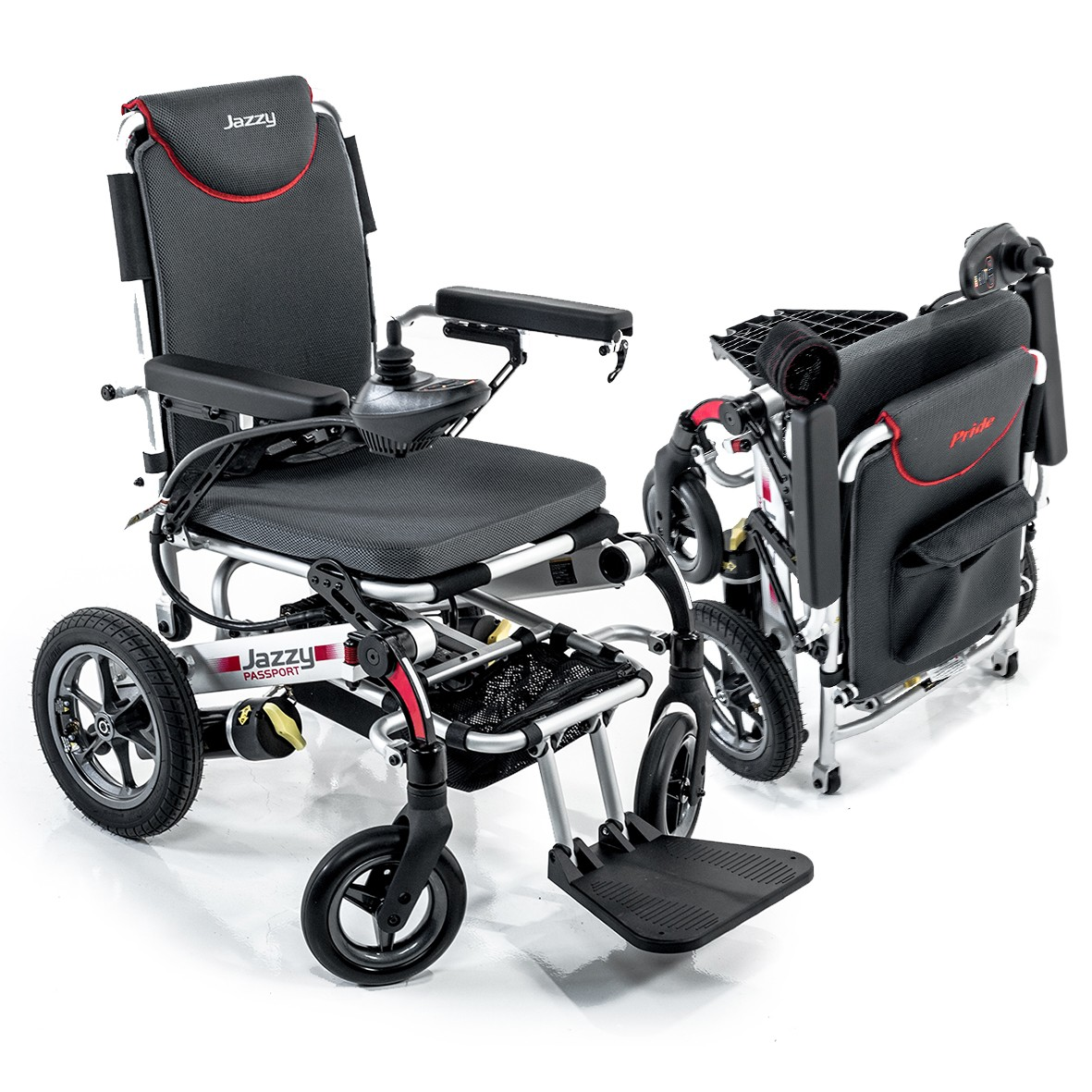 Pride Mobility Chairs Pride Mobility Jazzy Passport Power Chair Scooters 39n