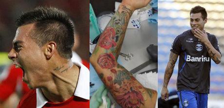 La Razón Por La Cual Eduardo Vargas Se Borró El Tatuaje De Michael