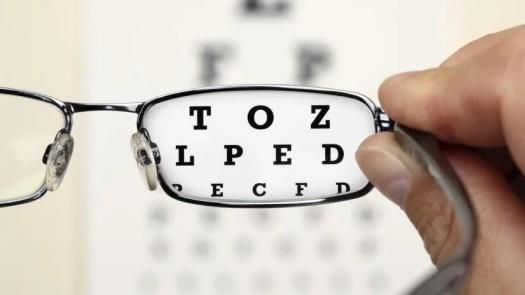 Risultati immagini per vista occhi occhiali
