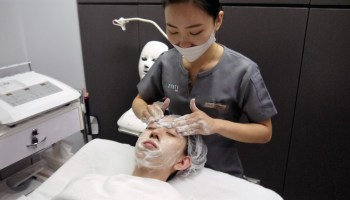 PamperWithKye: I Tried Cryo Facial For The First Time