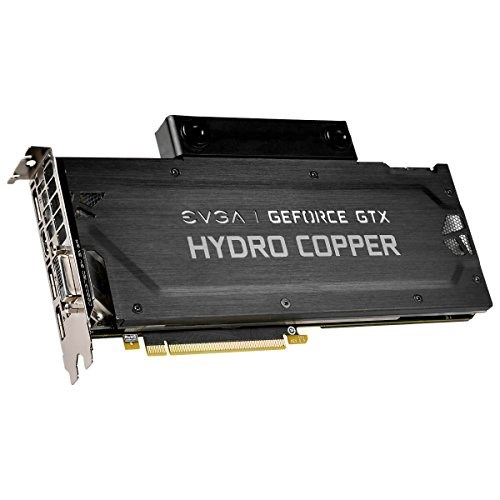 Evga Geforce Gtx 1080 Ti Sc2 Hybrid Gaming 11gb Gddr5x - MVlC