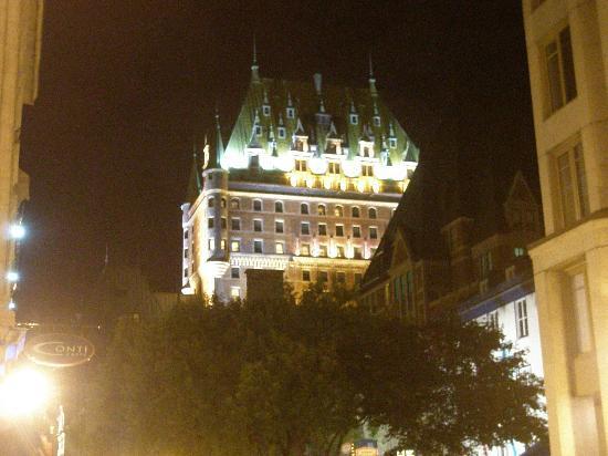 Belle visite au Quebec et Blog Naniemay   Lire