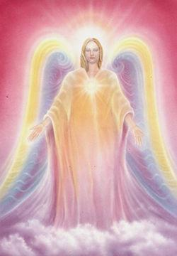 Les anges , les archanges, les maîtres de Lumière