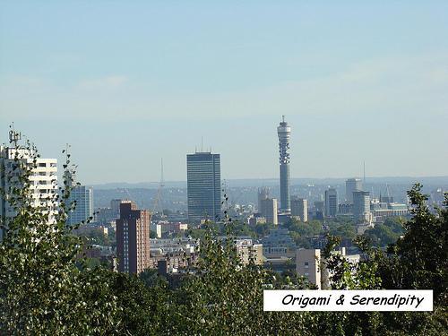 Londres. Balade par Hampstead